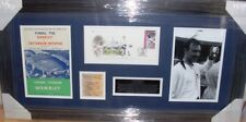 JIMMY GREAVES TOTTENHAM HOTSPUR SIGNED 1962 F.A. CUP WINNERS MONTAGE AFTAL