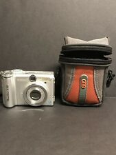 Canon PowerShot A95 Used Condition With Case Used Working no Memory Card