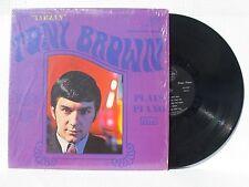 """""""TARZAN"""" TONY BROWN PLAYS PIANO Gospel Vinyl LP Elvis Presley NM"""