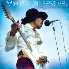 JIMI HENDRIX EXPERIENCE - MIAMI POP FESTIVAL: CD ALBUM (2013)