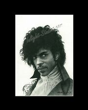 Prince singer-songwriter drawing from artist art image picture