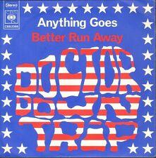 "DOCTOR DOWN TRIP - Anything Goes (1974 RARE BELGIUM BLUES/ROCK VINYL SINGLE 7"")"