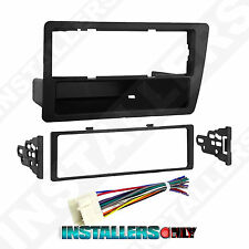 99-7899 Aftermarket Single-Din Radio Install Dash Kit w/ Wires, Car Stereo Mount