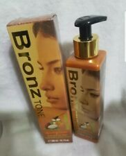Bronz tone 300ml body lotion skin repair, dark spots remover fast action