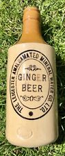 """Vintage Transferred Ginger Beer from Leicester - """"Bolesworth� Quorn tip! (G391)"""