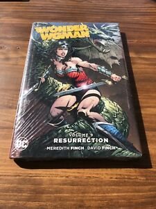 Wonder Woman Resurrection Vol 9 Hardcover HC DC Comics NEW SEALED