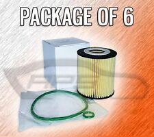 CARTRIDGE OIL FILTER L15505 FOR FORD MAZDA - CASE OF 6 - OVER 140 VEHICLES