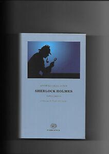 Libro usato Sherlock Holmes. Tutti i romanzi. Di A. C. Doyle.