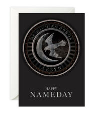 House Arryn Happy Nameday Card!  Game of Thrones, Westeros, George R. R. Martin