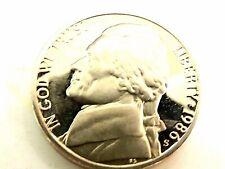 1986-S Jefferson Proof Nickel