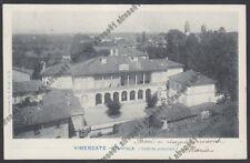 MONZA VIMERCATE 27 OSPEDALE - Ospitale dei Poveri Cartolina viaggiata 1902