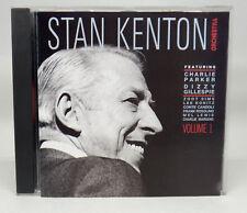 Stan Kenton Orchestra featuring Charlie Parker Volume 1 CD Album