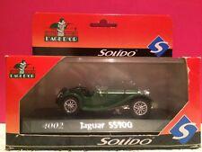 SOLIDO SUPERBE JAGUAR SS100 EN BOITE 1/43 S1