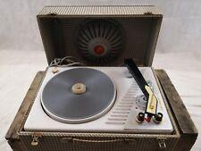 Tourne disque PATHE MARCONI Sparing/Melodyne/ ancien /platine musique vintage