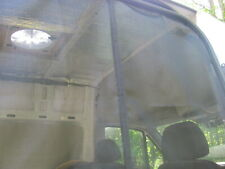 Mercedes Sprinter Van Mosquito Screen, magnetic Slider Door, offset centerNoSeeM