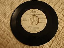 GINO & GINA  I DON'T NEED A RING AROUND YOUR FINGER/CHARLIE  MERCURY 71483 M-