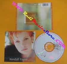 CD KENDALL PAYNE Jordan's Sister 1999 Us CAPITOL RECORDS no lp mc dvd vhs (CS5)