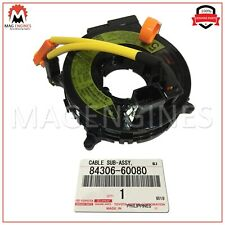 84306-60080 GENUINE OEM CABLE SUB-ASSY, SPIRAL 8430660080