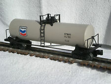 Lionel Chevron O Scale Uni-Body Tank Car