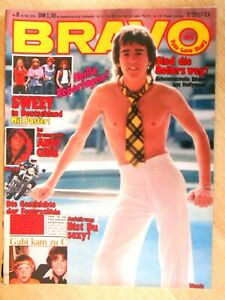 Bravo 8/1978 The Who, Howard Carpendale, Sex Pistols, Sweet  - TOP
