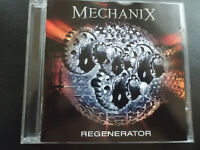 MECHANIX   -   REGENERATOR  ,       CD   2002,     METAL,  HARDROCK , ROCK