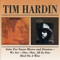 Tim Hardin - Suite For Susan Moore And Damion / Bird On A Wire CD NEW