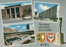 Kiel, Christian Albrechts Universität, Mehrbildkarte ngl F7484