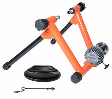 Fluid Bike Trainer Smooth Resistance Indoor Exercise Bicycle Stand