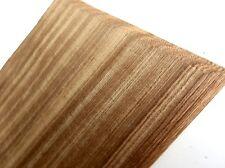 8 x ZEBRELI ZEBRANO FURNIER echt Holz Dekor Design EDELHOLZ Platten Möbel Antik