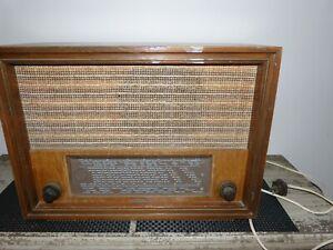 Telefunken Super 165WK Vintage Tube Radio 1941-1945