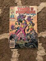 Trans Formers #2 Jan 1987 Marvel