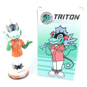 Baltimore Orioles AAA Team Norfolk Tides Mascot Bobblehead Triton Minor League