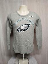 NFL Philadelphia Eagles Womens Small Gray Sweatshirt