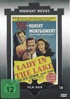 Lady In The Lake (Die Dame im See) [DVD/NEU/OVP] Robert Montgomery, Audrey Totte