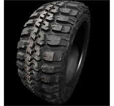 """4X 16"""" STEEL RIMS 265/75R16 FEDERAL COURAGIA MUD TYRES HOLDEN COLORADO RODEO 4X4"""