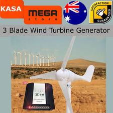 Digital Hybrid 200W Wind Turbine Generator Three Blade Wind Solar Controller