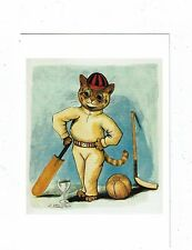 POST CARDS CATS BY LOUIS WAIN A MODERN REPRO BY TAS COLLECTABLES