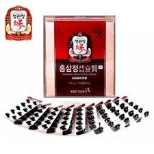 [Cheong Kwan Jang] 100ea Korean 6 Years Red Ginseng Extract Capsule Hyun 500mg