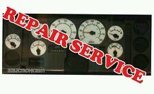 1993  2002 International Truck INSTRUMENT Cluster REPAIR SERVICE 2000 2001 2002