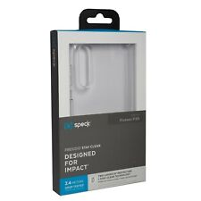 Speck Presidio Stay Clear Impact Protection Case for Huawei P30 - Clear