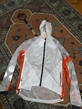 New Rare Rapha Raeburn City Wind Jacket Size L Number 85 Made In the UK st11