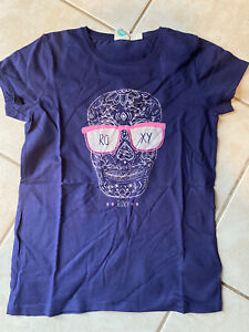 T-shirt Roxy Quiksilver Taille 12 ans
