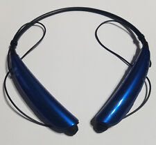 New listing Blue Lg Tone Pro Hbs-750 Bluetooth Stereo Headset - No Power - Sold-As-Is