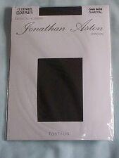 Jonathan Aston 15 Denier One Size tights - Charcoal