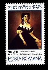 ROMANIA - 1976 - Giornata del francobollo