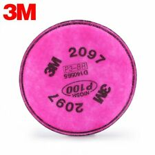 3M P100Particulate Filter 2097 / 07184   2 pairs (4 filters total)