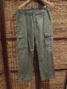 mens RIPCURL casual wear cargo style pants SZ 30