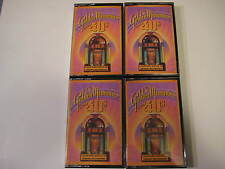 Lot of 4 Golden MEMORIES OF THE '40s Volumes 1 2 3 & 4 BMG 1981 Cassettes