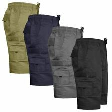 Cargo, Combat Unbranded Big & Tall Shorts for Men