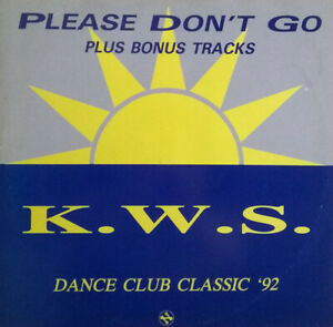 """2nd Vinyl - 12"""" Single – K.W.S. – Please Don't Go"""